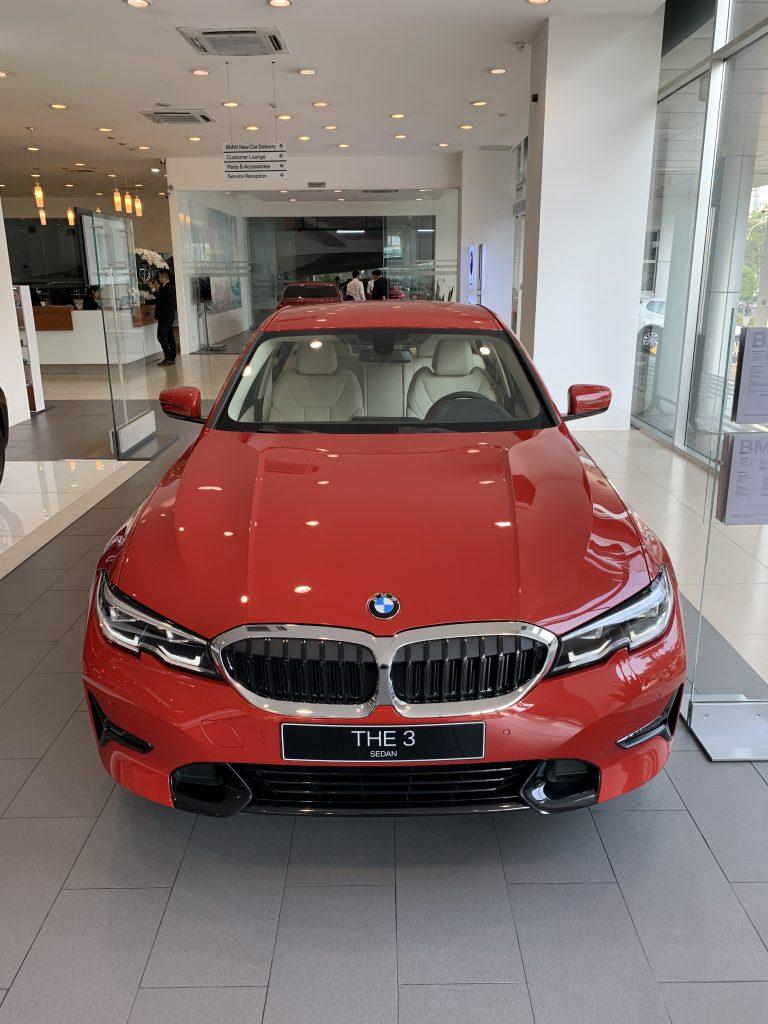 Bộ Khung BMW 330i Sport-Line