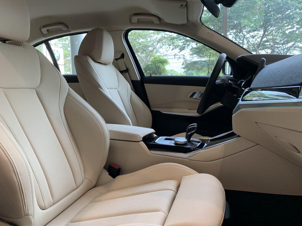 Điều Hoà BMW 330i Sport-Line