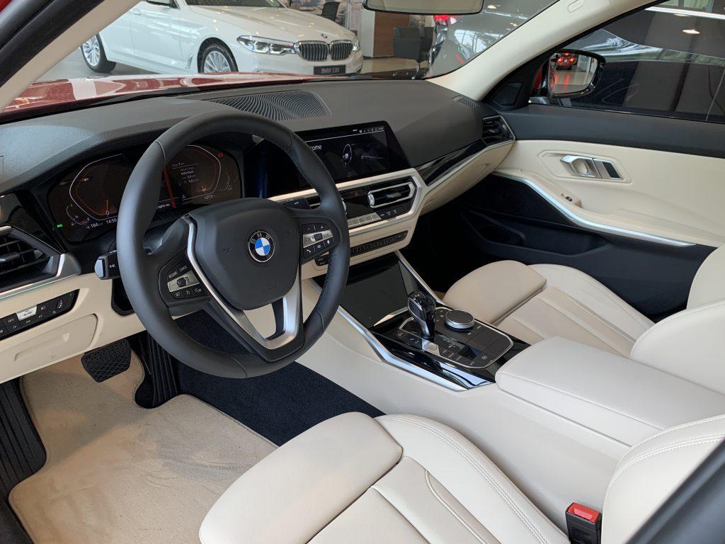 Vô Lăng BMW 330i Sport-Line