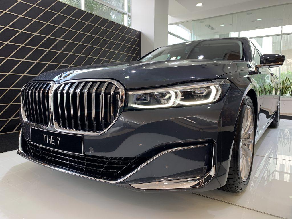 Hệ điều hành BMW Operating System 7.0