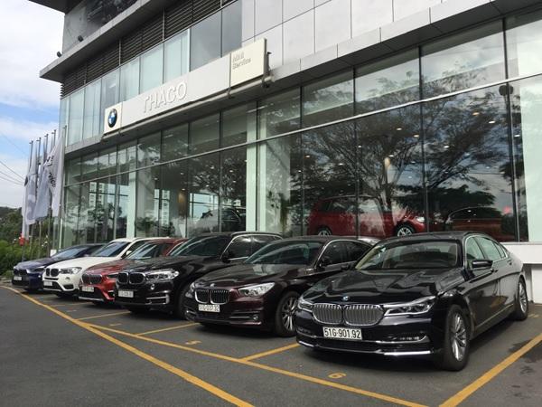 BMW Car Việt Nam - Chuyên phân phối xe BMW uy tín chất, chất lượng hàng đầu hiện nay