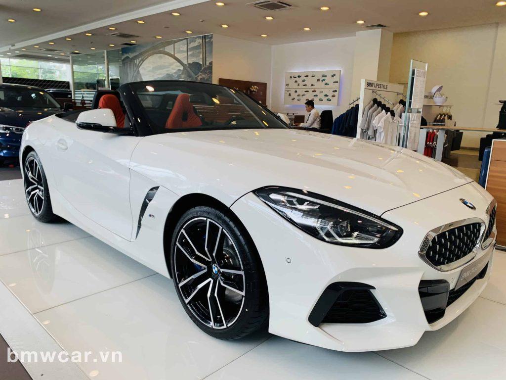 BMW Z4 thế hệ thứ sáu mang ngôn ngữ thiết kế thể thao đầy độc đáo