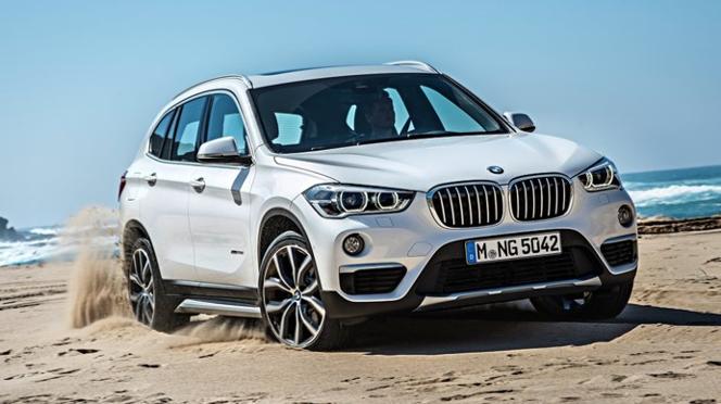 BMW X1 LCI 2020