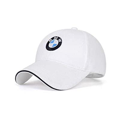 Nón BMW Chính Hãng Màu Trắng