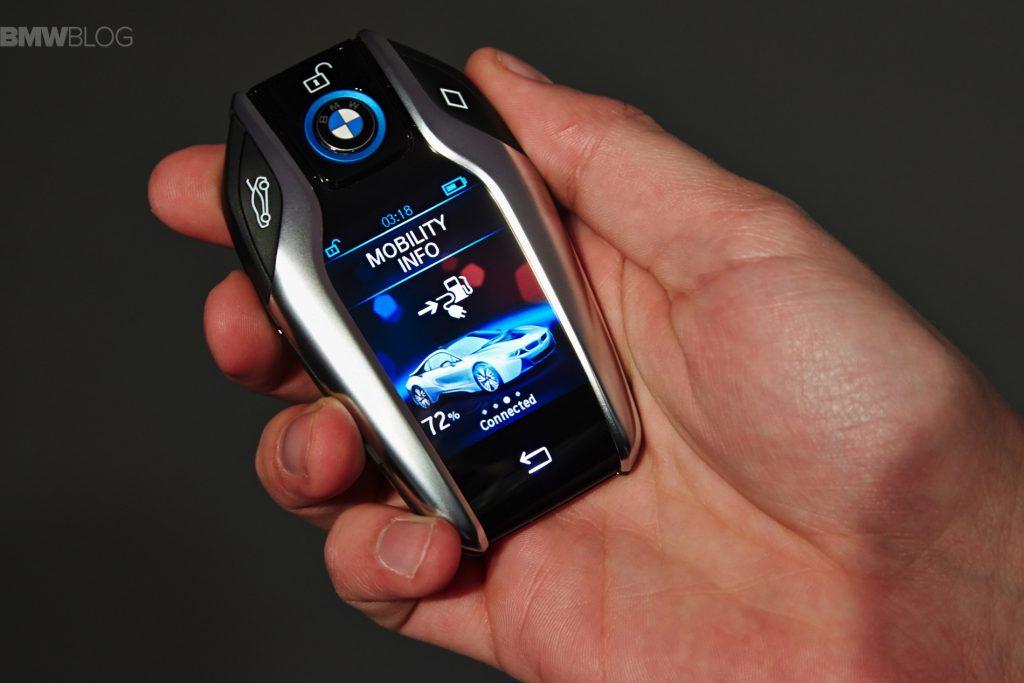 Khóa Smartkey BMW