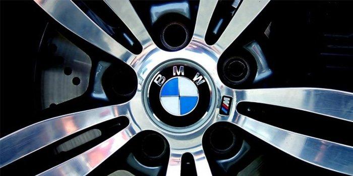 Logo Bánh Xe BMW Chính Hãng