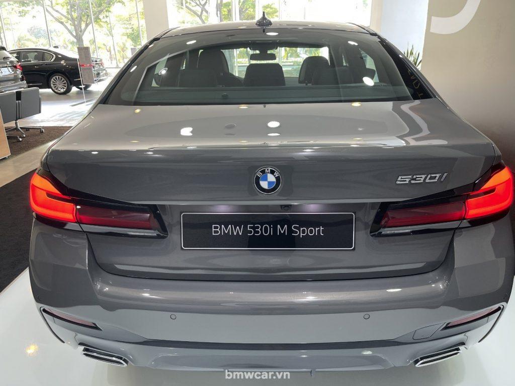 Hai ống Xã BMW 530i M Sport